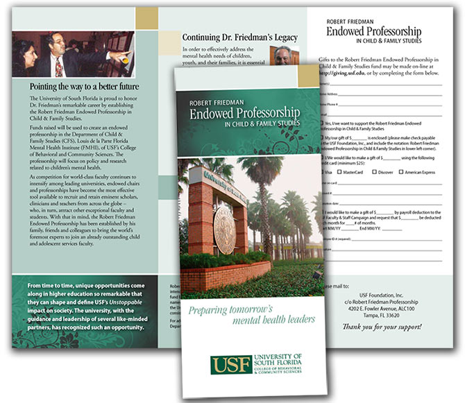 Dawn Khalil Brochure Example